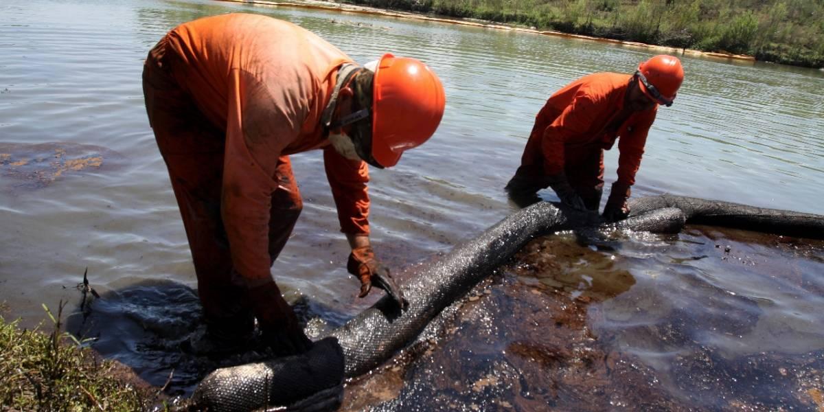Nuevo León: Ríos del Estado en grave crisis de contaminación (publimetro)