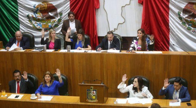 Monterrey: Alistan periodo extraordinario en el Congreso (MILENIO)