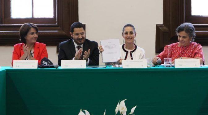 CDMX: Plantean presupuesto plurianual para drenaje y reciclaje de agua (MILENIO)