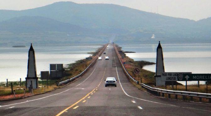 Michoacán: sufre la cuenca de Cuitzeo; recursos federales son insuficientes (La Voz de Michoacán)