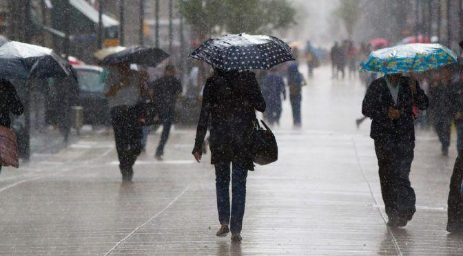 Refuerza CDMX su plan contra lluvias (Zocalo)