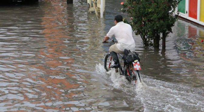 San Luis Potosí: Lo que el agua nos dejó (Plano informativo)