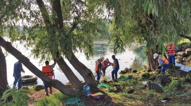 Michoacán: Entre 30 y 40% baja captación de agua en manantiales (Quadratin)