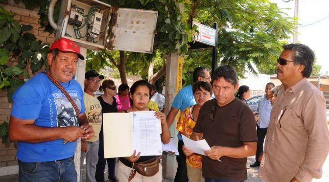 Durango: vecinos se ampararon por la falta de agua potable (Noticias del Sol de la Laguna)