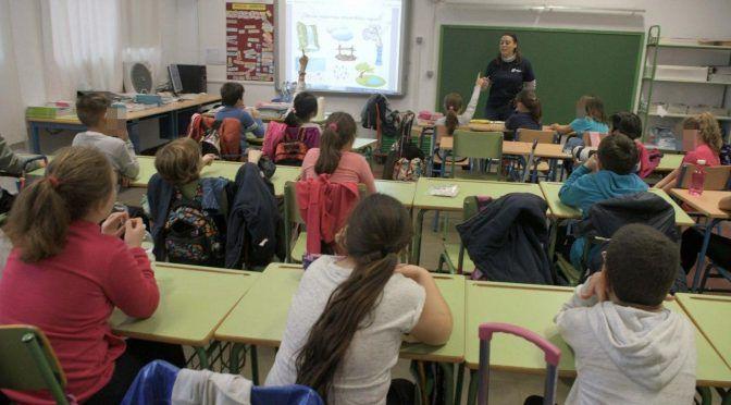 España: Más de 4.000 niños y niñas han participado en 'El Agua en la Escuela' (Andalucía Información)