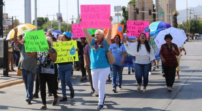 Durango: Con marcha agradecen a AMLO cancelación de Metrobús (Milenio)