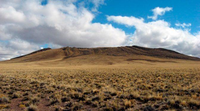 Argentina: La meseta patagónica sufre la falta de agua (surenio)
