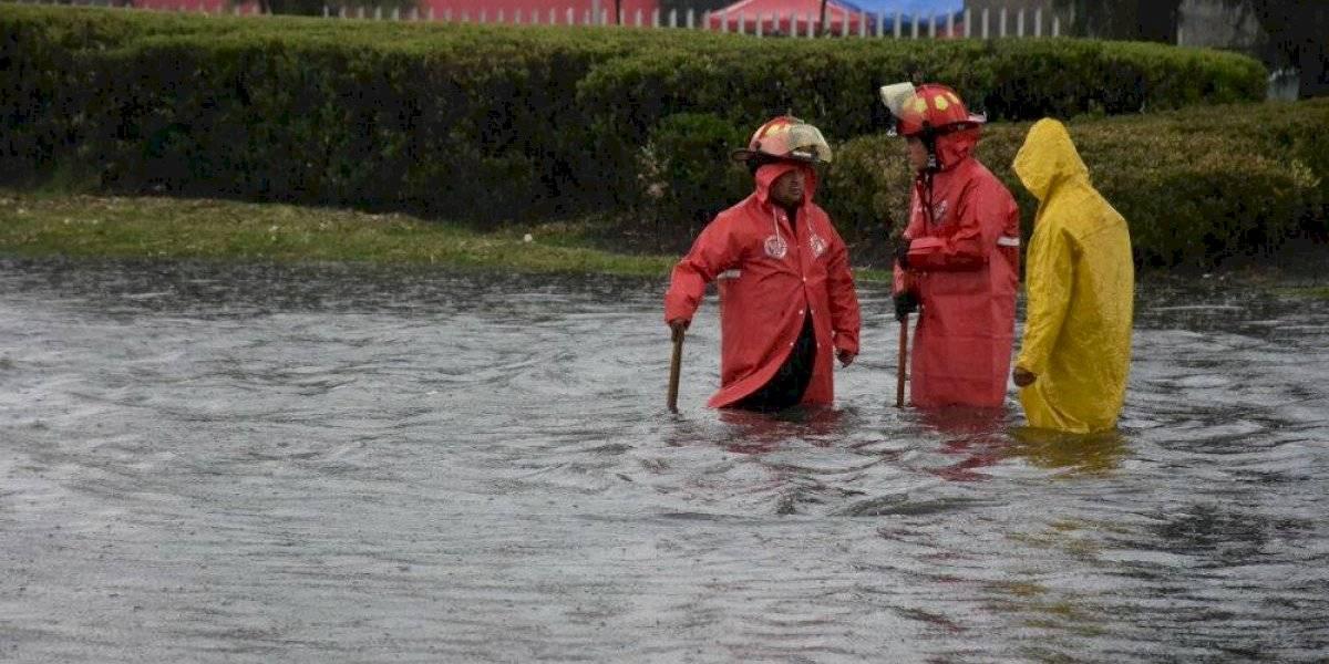 Lluvia deja bajo el agua calles de Metepec e Iztapalapa (Publimetro)