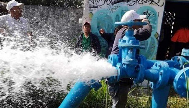 Morelos: Se disputan cárteles el control del agua (Zócalo)