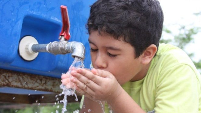Agua de Toluca provoca casos de niños azules (Toluca la Bella Cd)