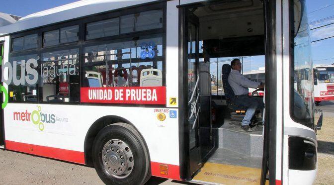 Durango: ¿Va o no el Metrobús? En agosto se define (MILENIO)