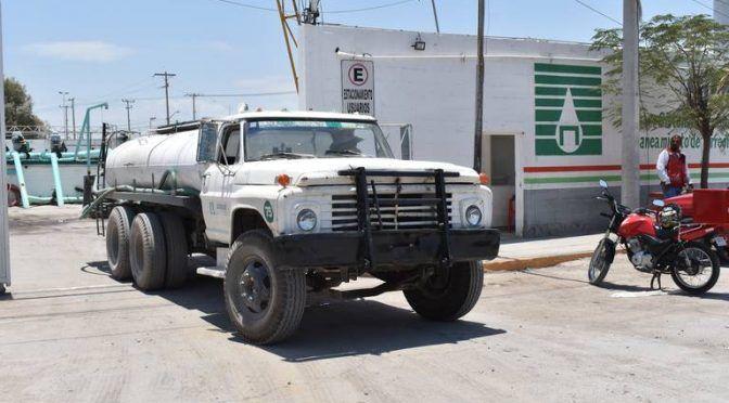 Torreón: Simas Rural reparte hasta 100 mil litros de agua diarios (Noticias de el Sol de la Laguna)