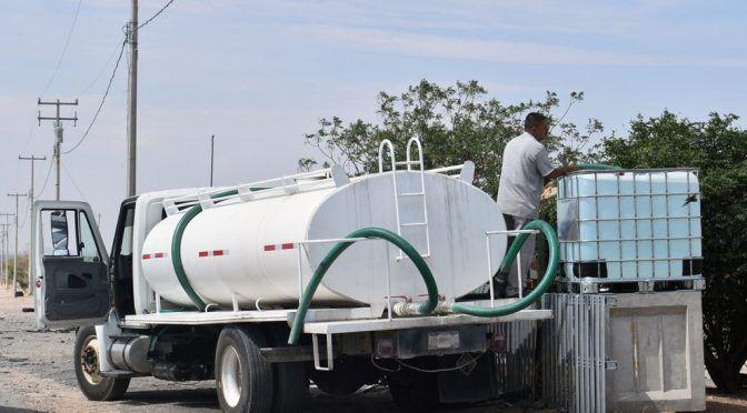 Baja California Sur: en 20 días, Los Cabos tendrá 10 pipas nuevas para distribuir agua potable (BCS Noticias)