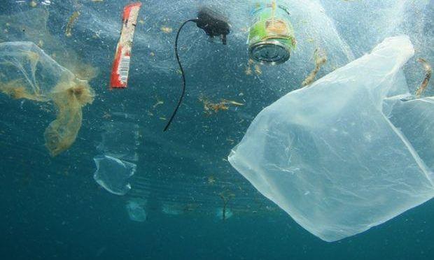 REV, el barco más grande del mundo para extraer plástico del océano (La República)