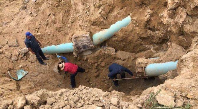 Realiza Tijuana trabajos que afectan suministro de agua en Ensenada (El imparcial)