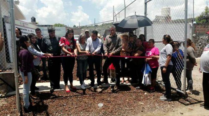Guanajuato: Inauguran plantas potabilizadoras en comunidades (El Sol del Bajío)