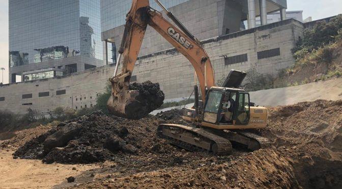 CDMX: Desazolvan tres presas en Álvaro Obregón ante temporada de lluvias (La Jornada)