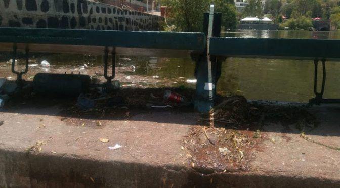 Guanajuato: Recibirán con pésima imagen la apertura de la Presa (Periódico Correo)