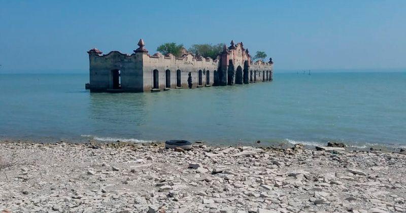 Tamaulipas: Registran en la presa alta pérdida de agua (El Diario de Ciudad Victoria)