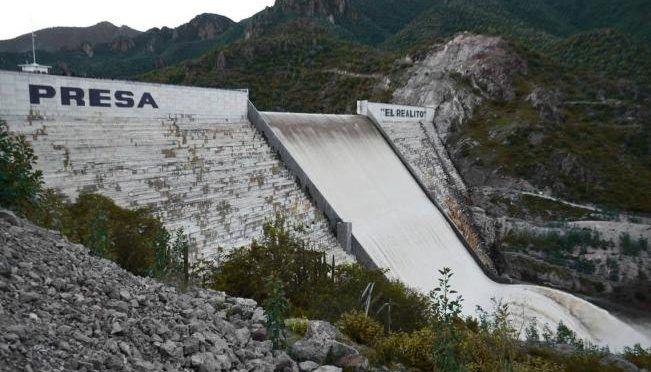 San Luis Potosí: Ride IP auditoría a presa El Realito (El Universal)