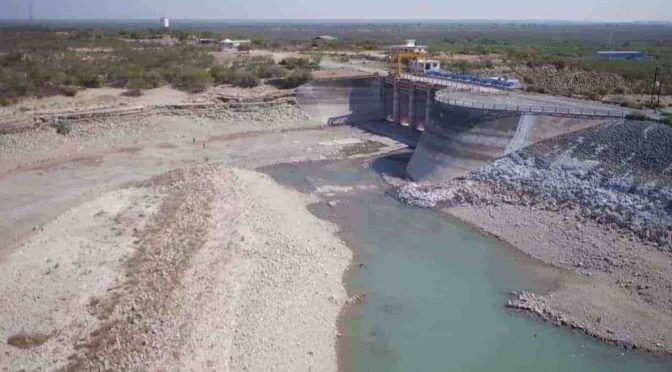 Nuevo León: Nos quedará 'corta' presa Libertad; garantizará agua al estado solo por ¡5 años! (El Horizonte)