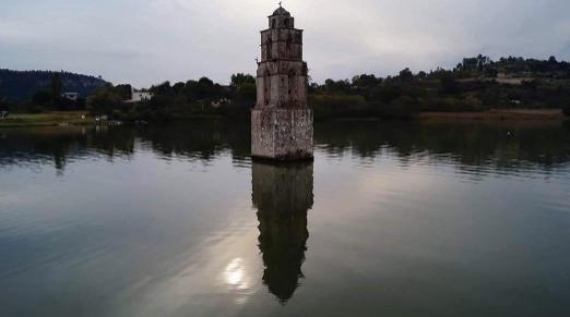 México: La terrible historia del pueblo que fue ahogado (unión)