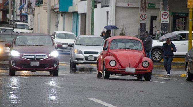 Estado de México: Salud pide manejar con precaución durante temporada de lluvias (Milenio)