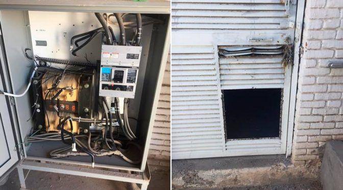Torreón: Ladrones dejan sin suministro de agua a Nueva California (Noticias de el Sol de la Laguna)