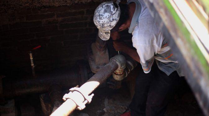 Durango: En Lerdo, se oponen al tandeo de 24 por 24 de agua (MILENIO)
