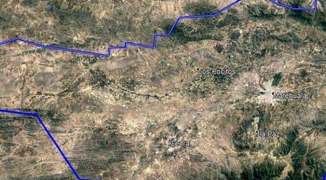 San Luis Potosí: Se agota acuífero Cedral-Matehuala (Pulso)
