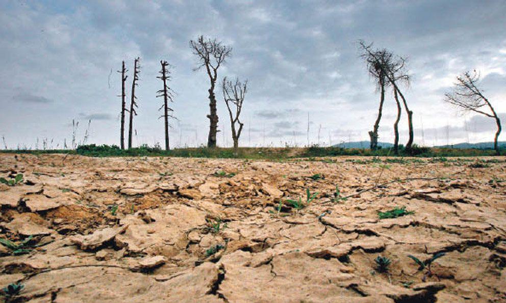 Cambio climático deja a SLP con poca agua (Plano Informativo)