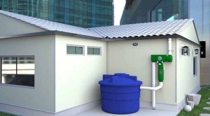 En CDMX se instalarán 100 mil sistemas de captación de agua de lluvia (Plumas Atómicas)