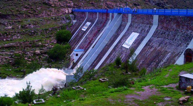 San Luis Potosí: Sin lluvia, agua de presas terminará en 3 meses (plano informativo)