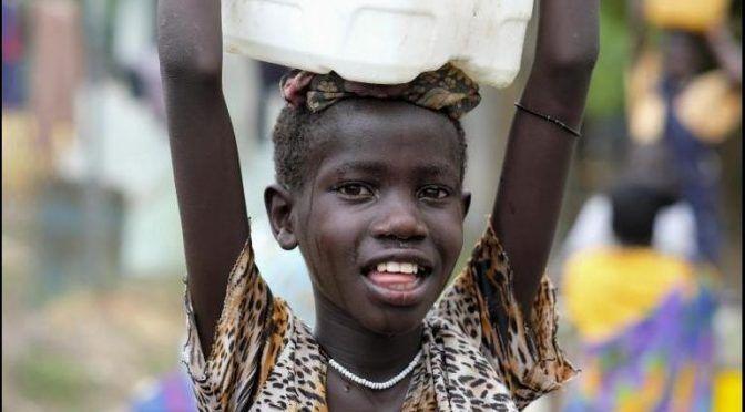 Una de cada tres personas en el mundo carece de agua potable (Informador)