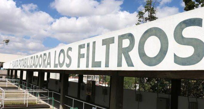 San Luis Potosí: Proyectan gobierno municipal e Interapas modernización de la planta de Los Filtros (momento)