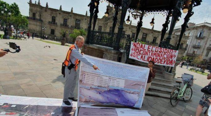 Jalisco: exigen declaratoria de emergencia sanitaria en Chapala (Informador Mx)