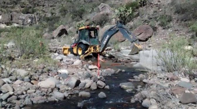 Zacatecas: Polémico proyecto de la presa Milpillas ( La jornada de Zacatecas)