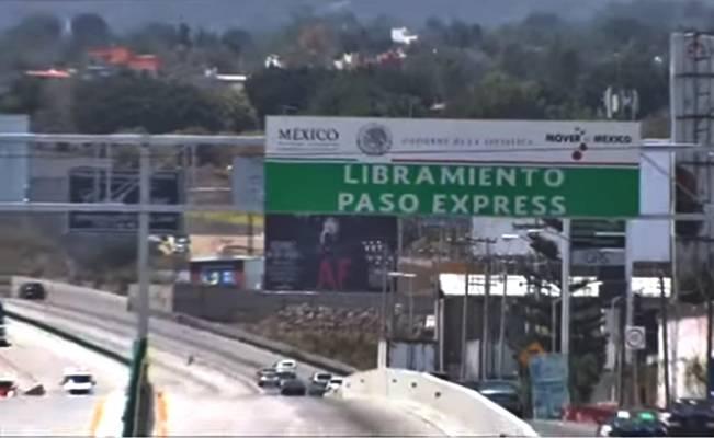 CDMX: Congreso pide a SCT hacer una revisión integral al Paso Exprés de Cuernavaca (El Universal)