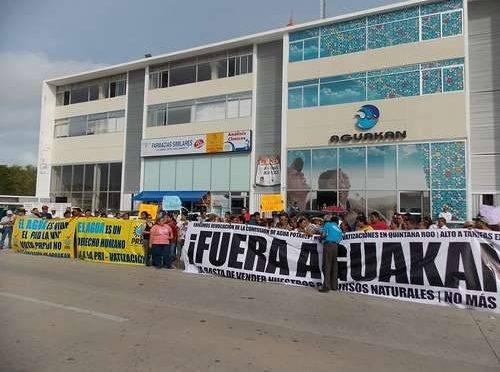 Quintana Roo: Senadora demandará penalmente a Conagua y CAPA (El Universal)