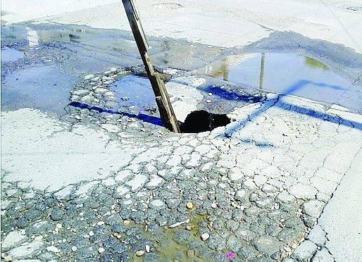 Tamaulipas: Desespera a los vecinos vivir entre aguas negras (EL mañana)