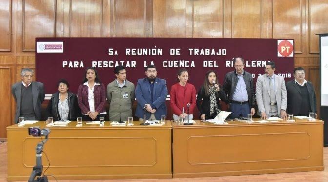 CDMX: Planean acciones para el rescate de la cuenca del Lerma (comunicadores.mx)