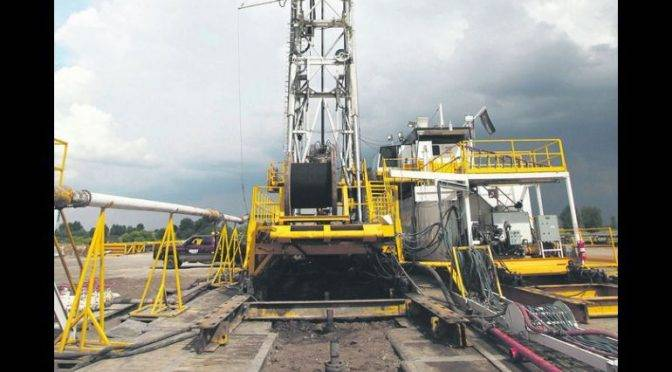 México: Preparan iniciativa para hundir fracking (Diario de Chihuahua)