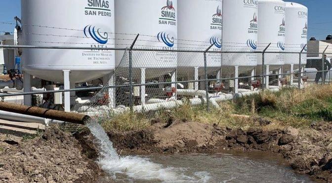 Coahuila: reconoce Simas San Pedro desabasto de agua en ejidos (El Siglo de Torreón)