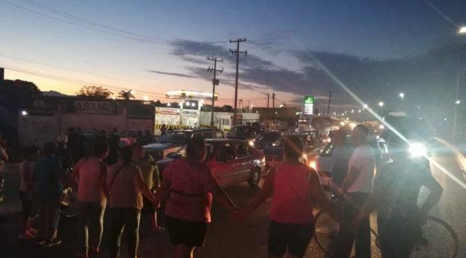Lerdo: Colonos se manifiestan por falta de agua (El Siglo de Torreón)
