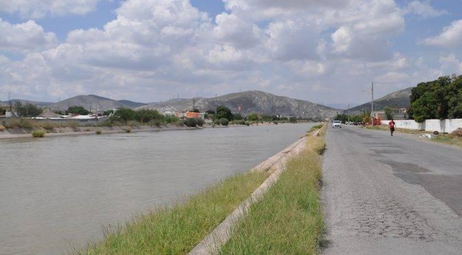 Durango: Deja de correr agua por canal (El Siglo de Torreón)