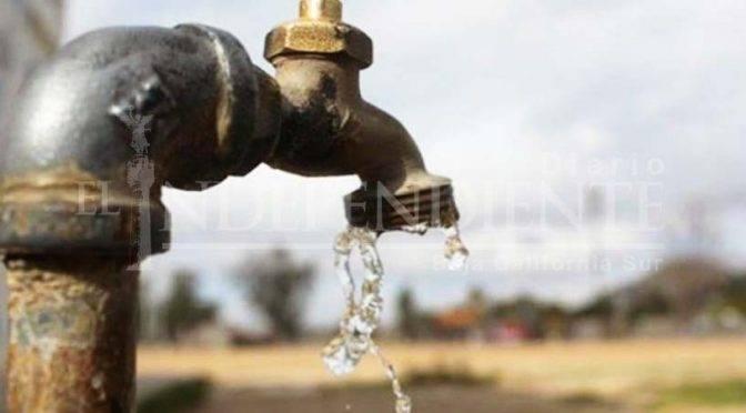 Baja California Sur: en 5 años, la escasez de agua en La Paz ha incrementado 327 por cierto(Diario El Independiente)