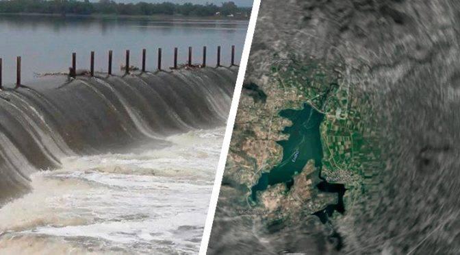 """Hidalgo: Esta presa mexicana es considerada el """"sanitario"""" más grande de AL (Uno TV)"""