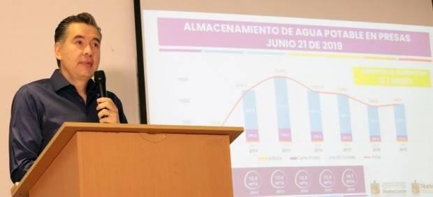 Nuevo León: Presentan plan hídrico y avalan presa Libertad (El Porvenir)