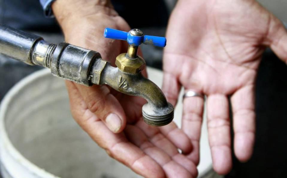 Jalisco: Anuncian suspensión del servicio de agua en Zapopan (Milenio)