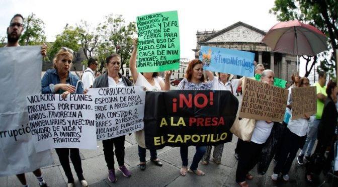 Jalisco: Impostergable, nuevo modelo para el agua (El Diario NTR)